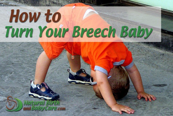 How to Turn a Breech Baby