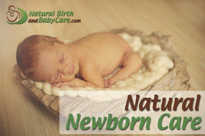 Natural Newborn Care