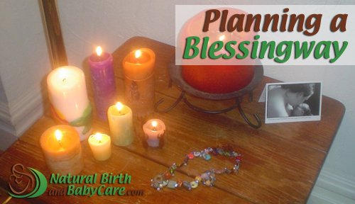 planning a blessingway banner