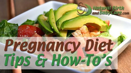 Pregnancy Diet Banner