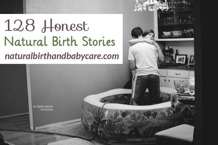 Honest Natural Birth Stories