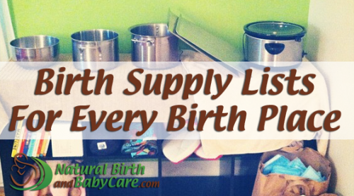 birth-supply-lists
