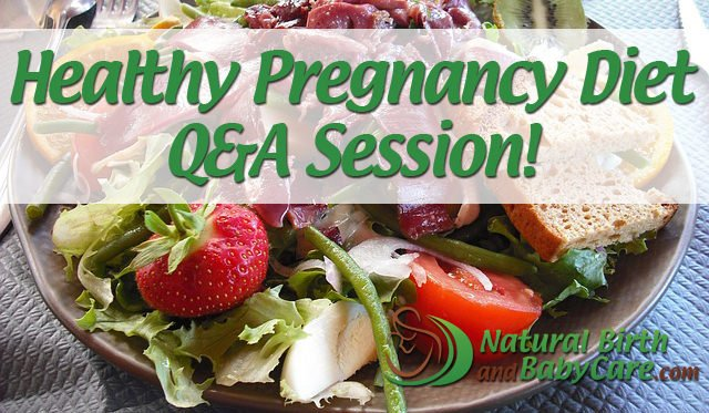 What's a Healthy Pregnancy Diet