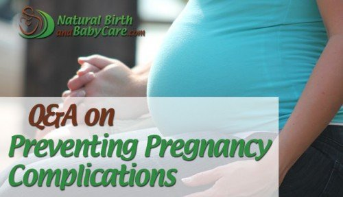 Preventing Pregnancy Complications
