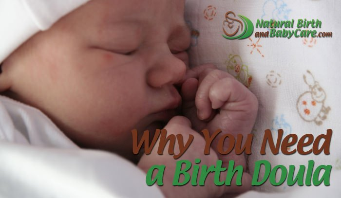 Why You Need a Birth Doula
