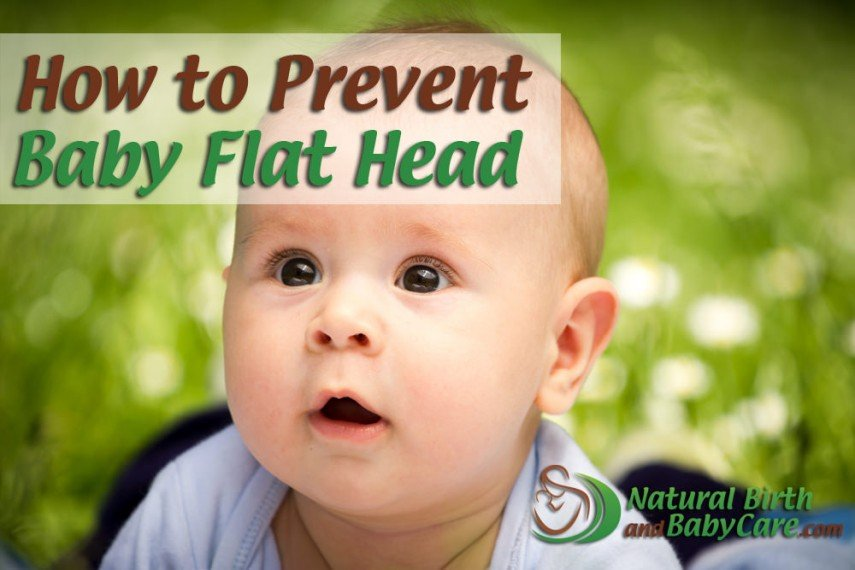 How to Prevent Flat Head