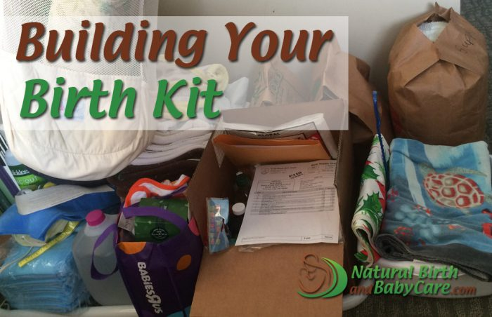 Build Your Birth Kit