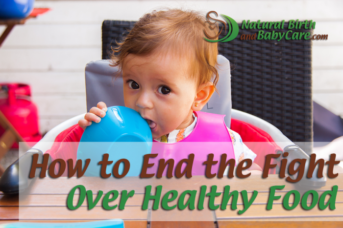 End the Food Battles