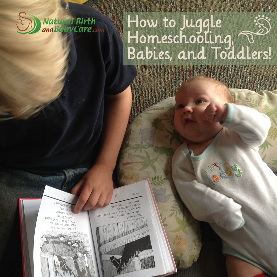 Babies and Homeschooling
