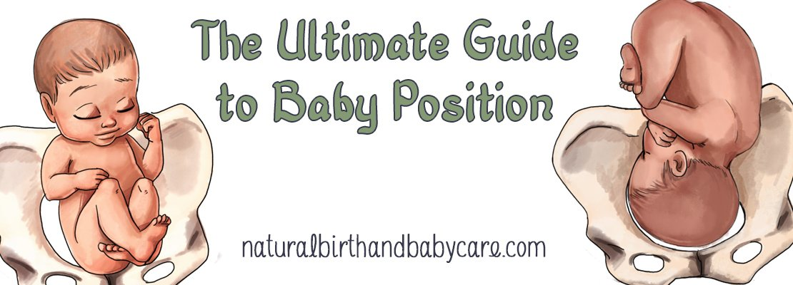 The Ultimate Guide to Baby Position in the Womb | Natural Birth and