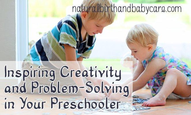 Inspiring Creativity and Problem Solving in Preschoolers