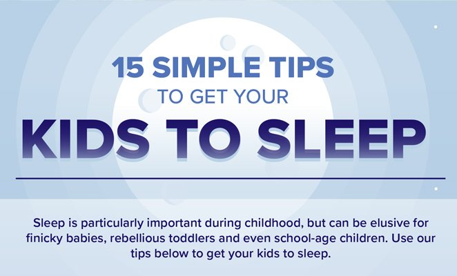 15 Simple Tips to Get Your Baby to Sleep