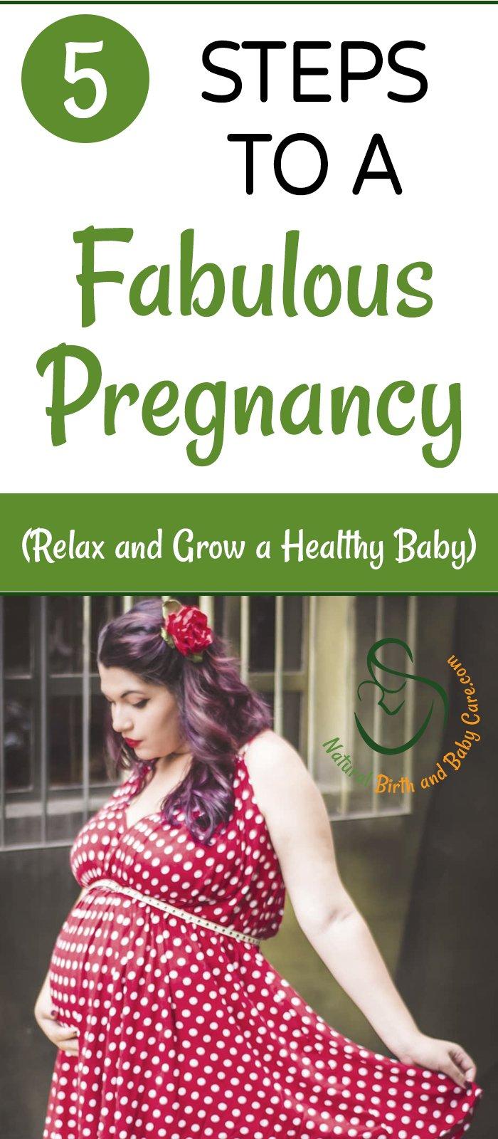 Have a Fabulous Pregnancy