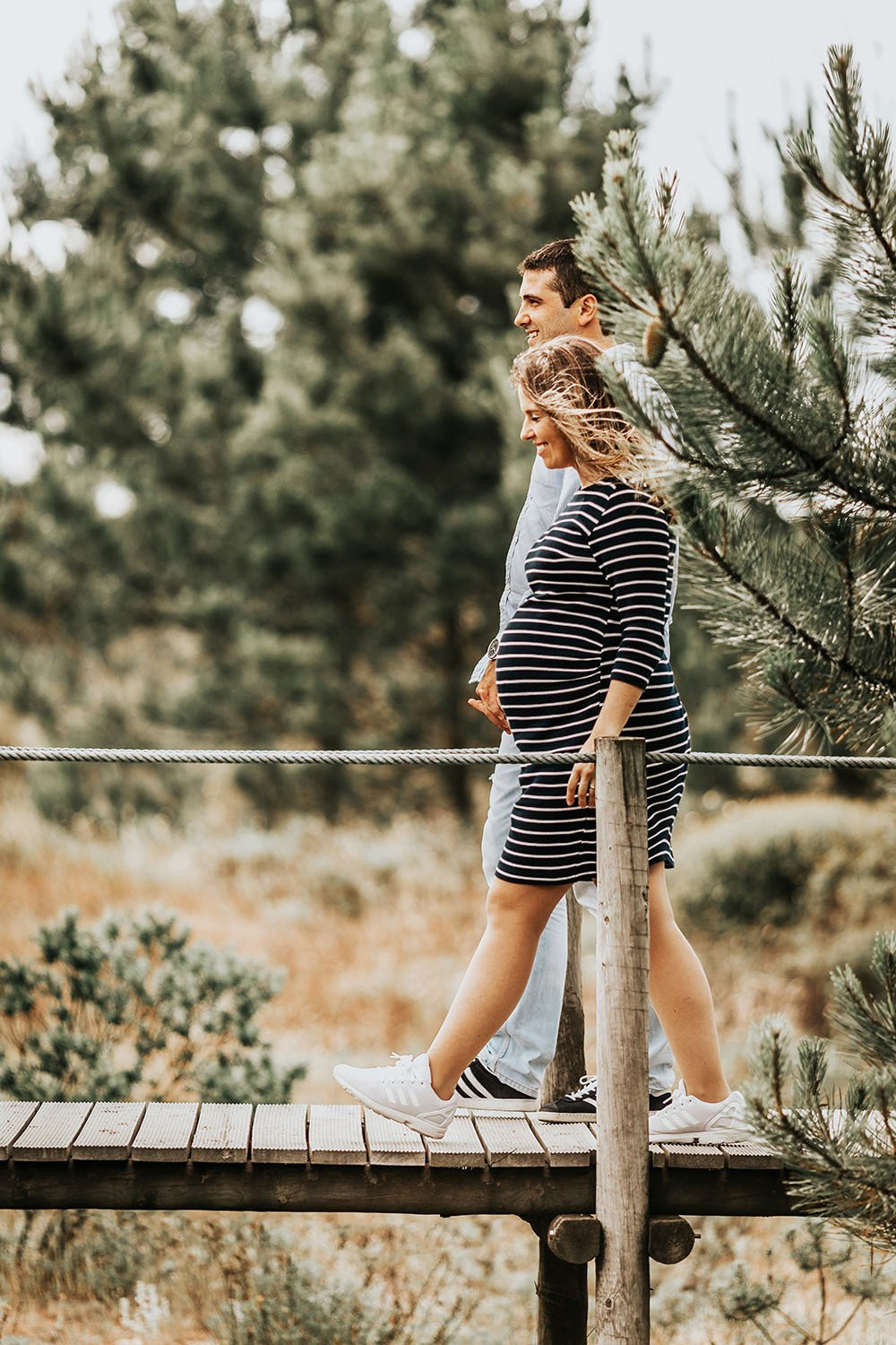 Take a Daily Walk During Pregnancy