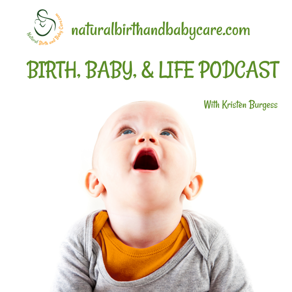 The Birth, Baby, & Life Podcast cover image